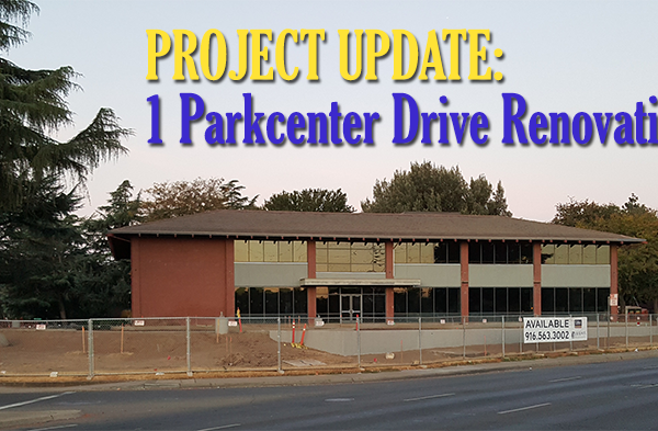 Project Update: 1 Parkcenter Drive Renovation